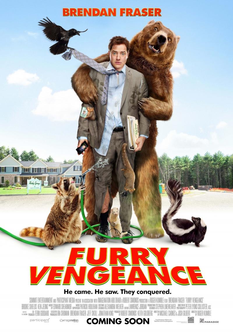 Месть пушистых Furry Vengeance