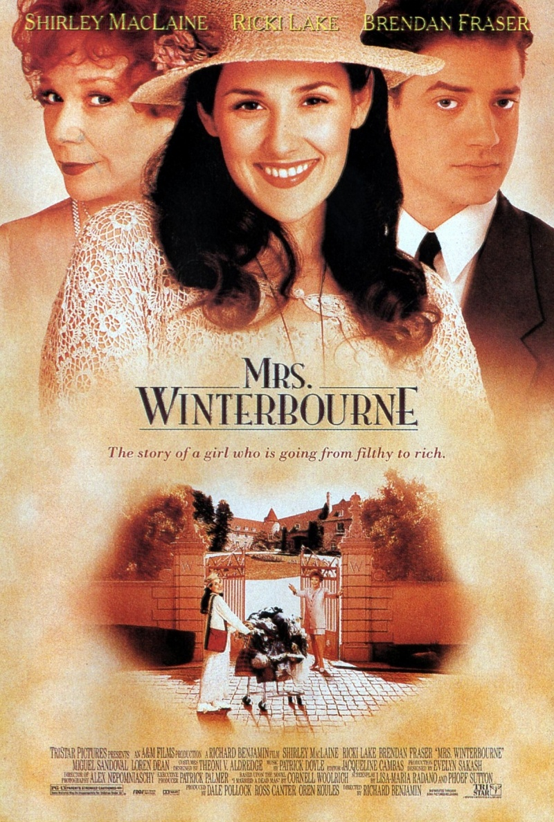 Миссис Уинтерборн Mrs. Winterbourne