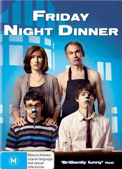 Обед в пятницу вечером 1-3 сезон 1-6 серия 2х2 | Friday Night Dinner