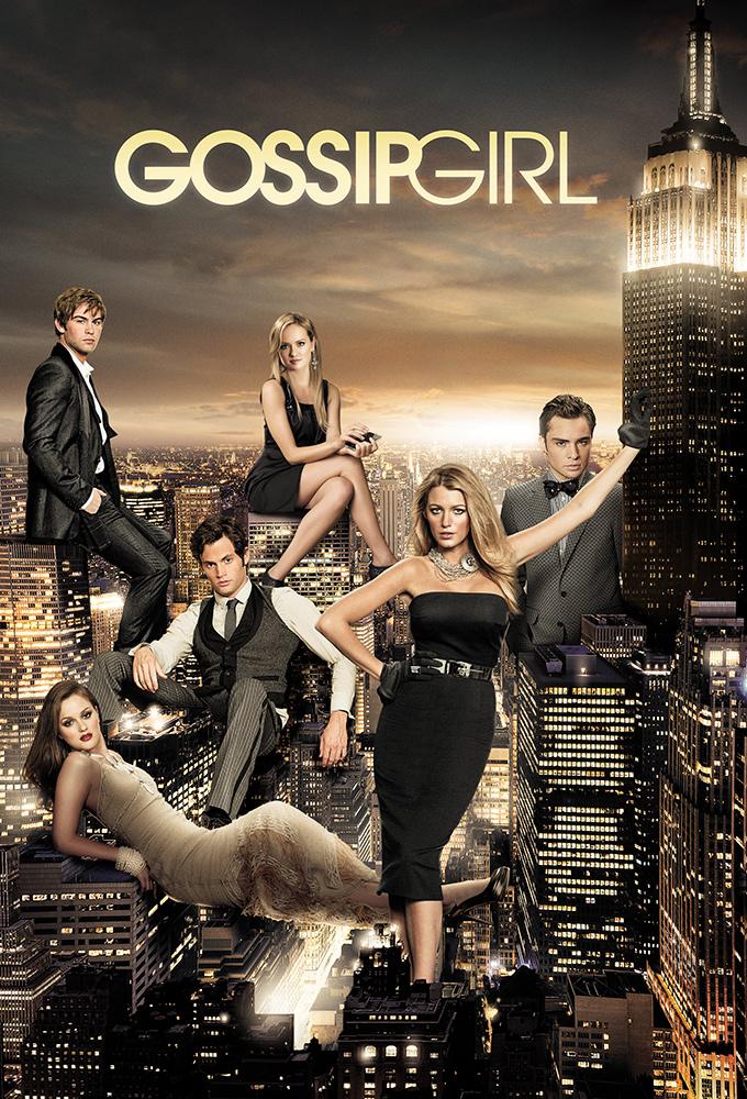 Сплетница 1-6 сезон 1-10 серия Россия 1, Paravozik | Gossip Girl