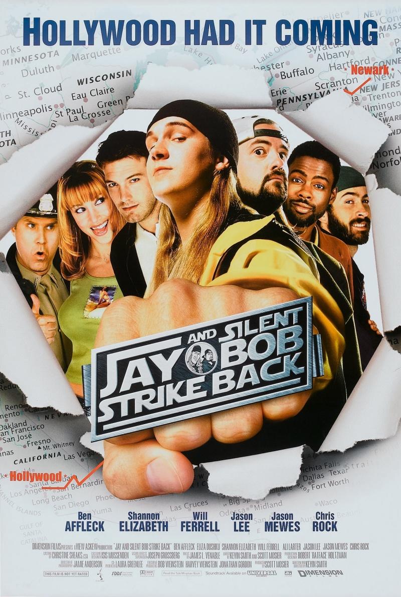 Джей и молчаливый Боб наносят ответный удар (2001)