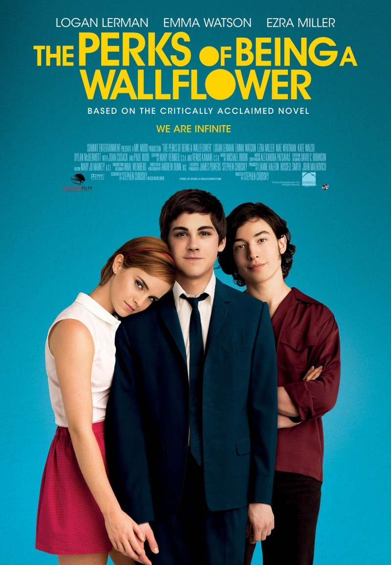 Хорошо быть тихоней / The Perks of Being a Wallflower (2012)