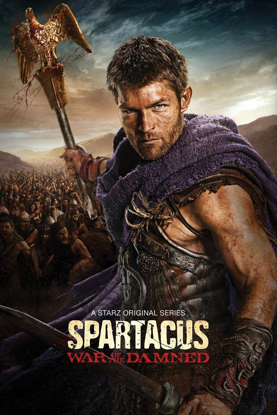 ������ ������� 1,2,3,4 �����: ����� ��������� �������� ������ / Spartacus: War of the Damned (2013)