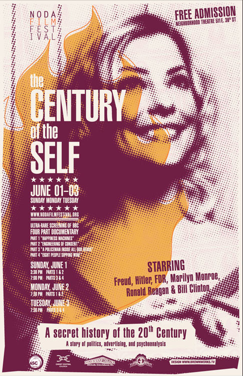 the century of the self essay Name: instructor: course: date: self-determination is irrelevant in the 21st century self-determination, or as is formally referred to 'the rights of nations t.
