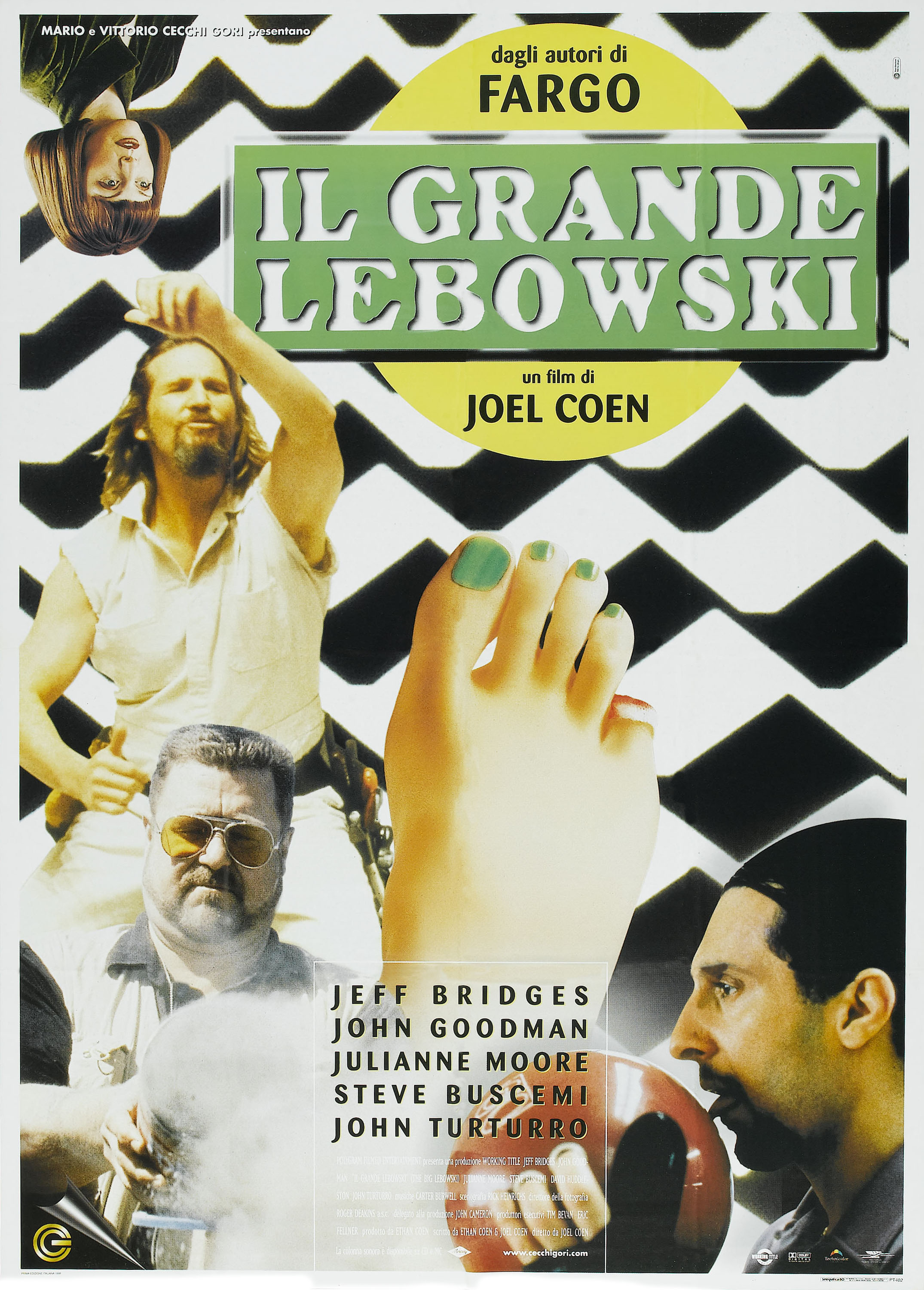 an analysis of the big lebowski a film noir by the coen brothers Amazoncom: the big lebowski: the making of a coen brothers film (9780393350883): william preston robertson, tricia cooke, john todd anderson, rafael sañudo: books.