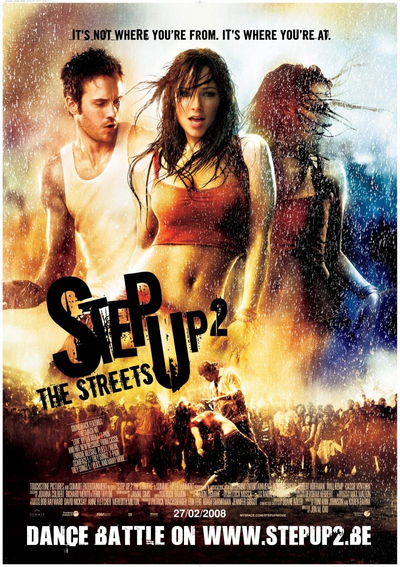 Шаг вперед 2: Улицы (2008)