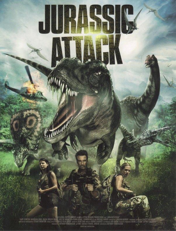 Атака Юрского периода (2012)