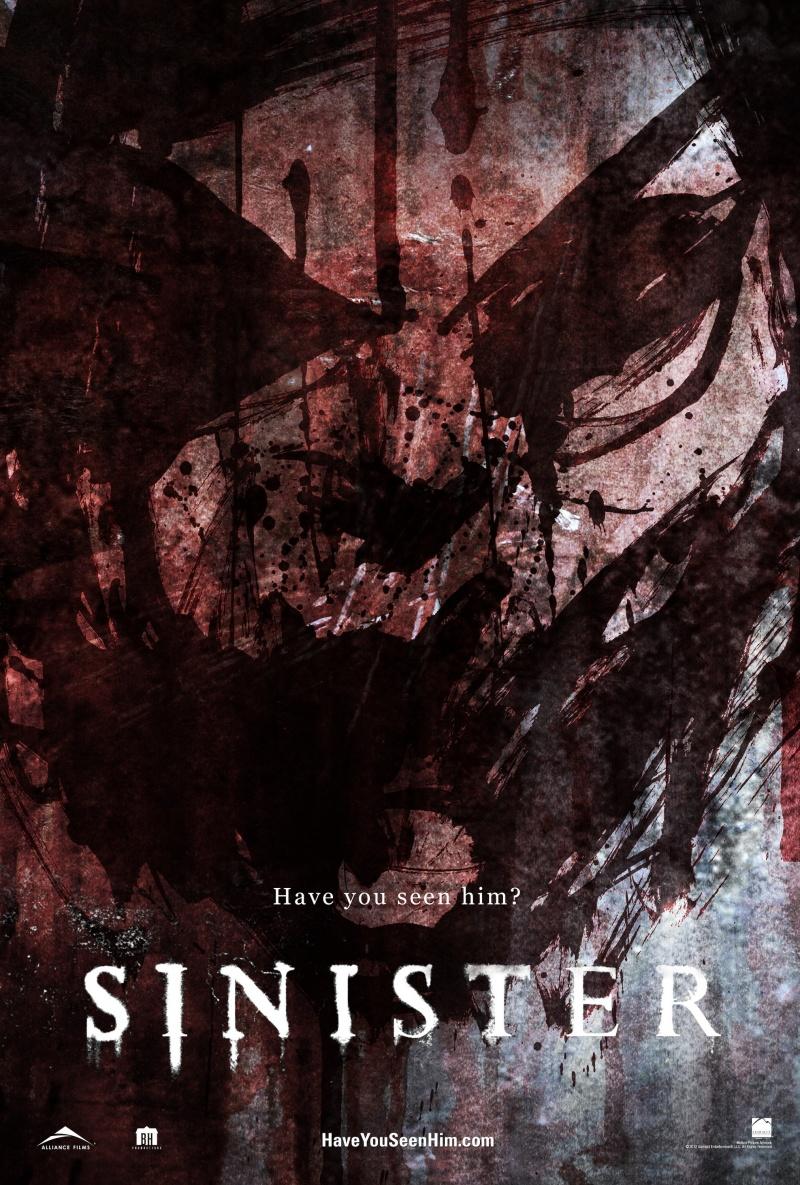 Смотреть Синистер (2012) бесплатно