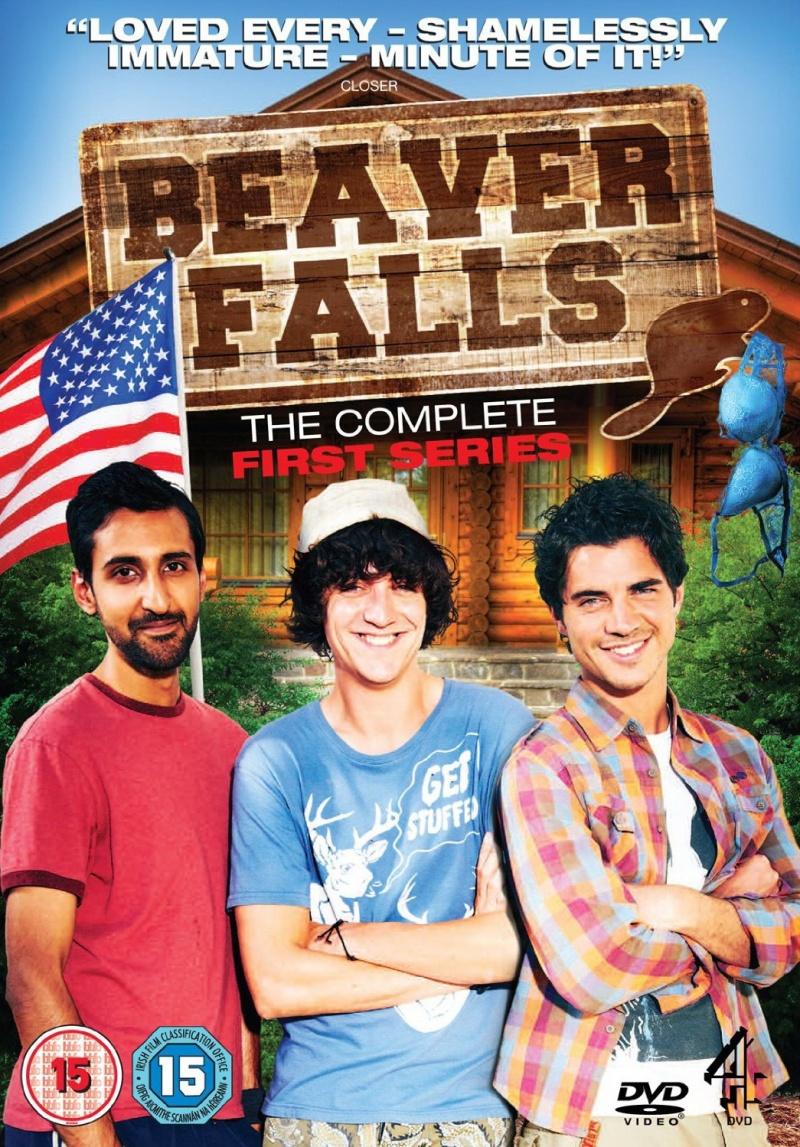Бивер Фолс 1-2 сезон 1-6 серия Кубик в Кубе | Beaver Falls