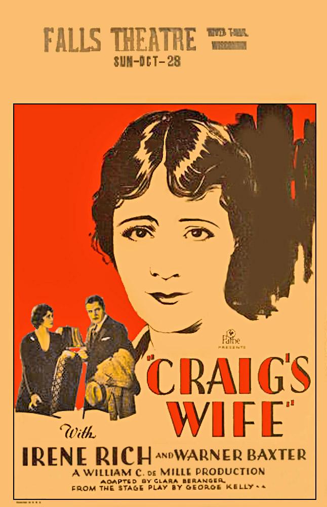Craigs wife movie