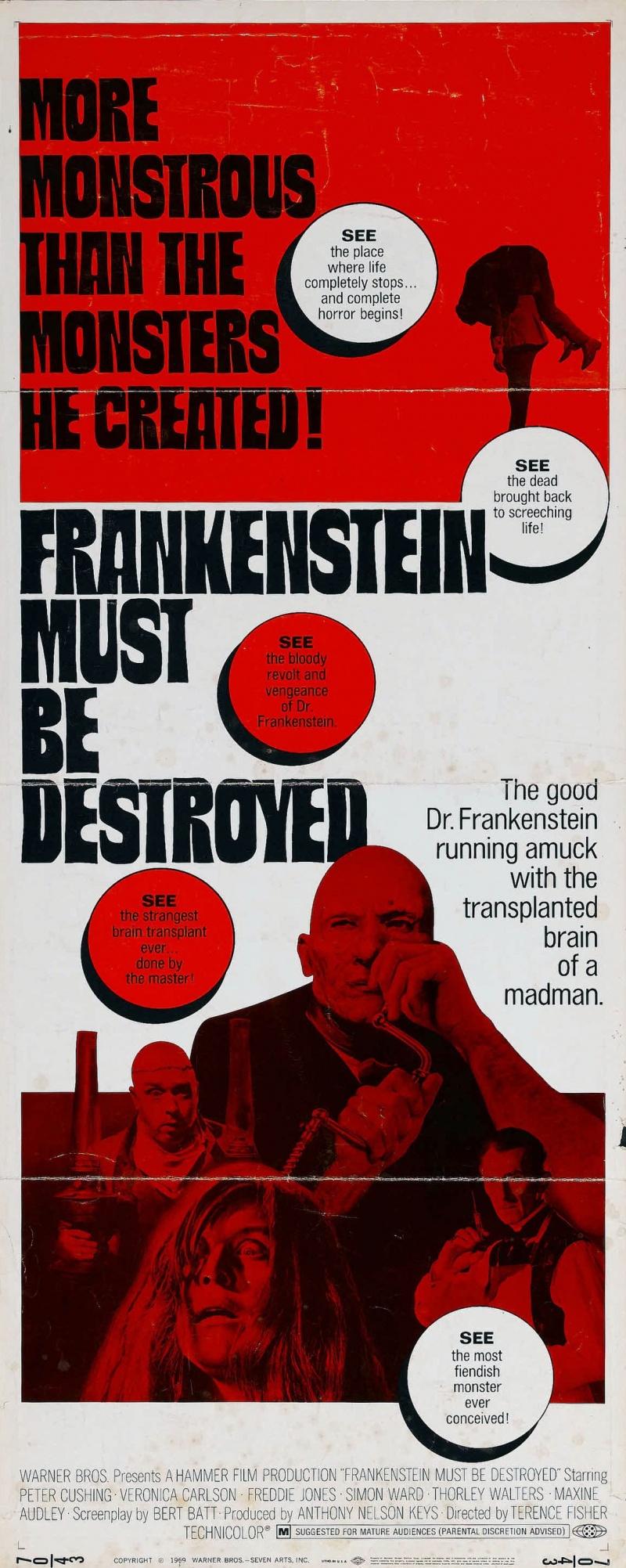 frankenstein destructive results of power