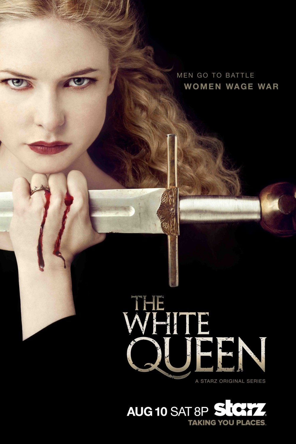 Белая королева 1 сезон 1-10 серия BaibaKo | The White Queen