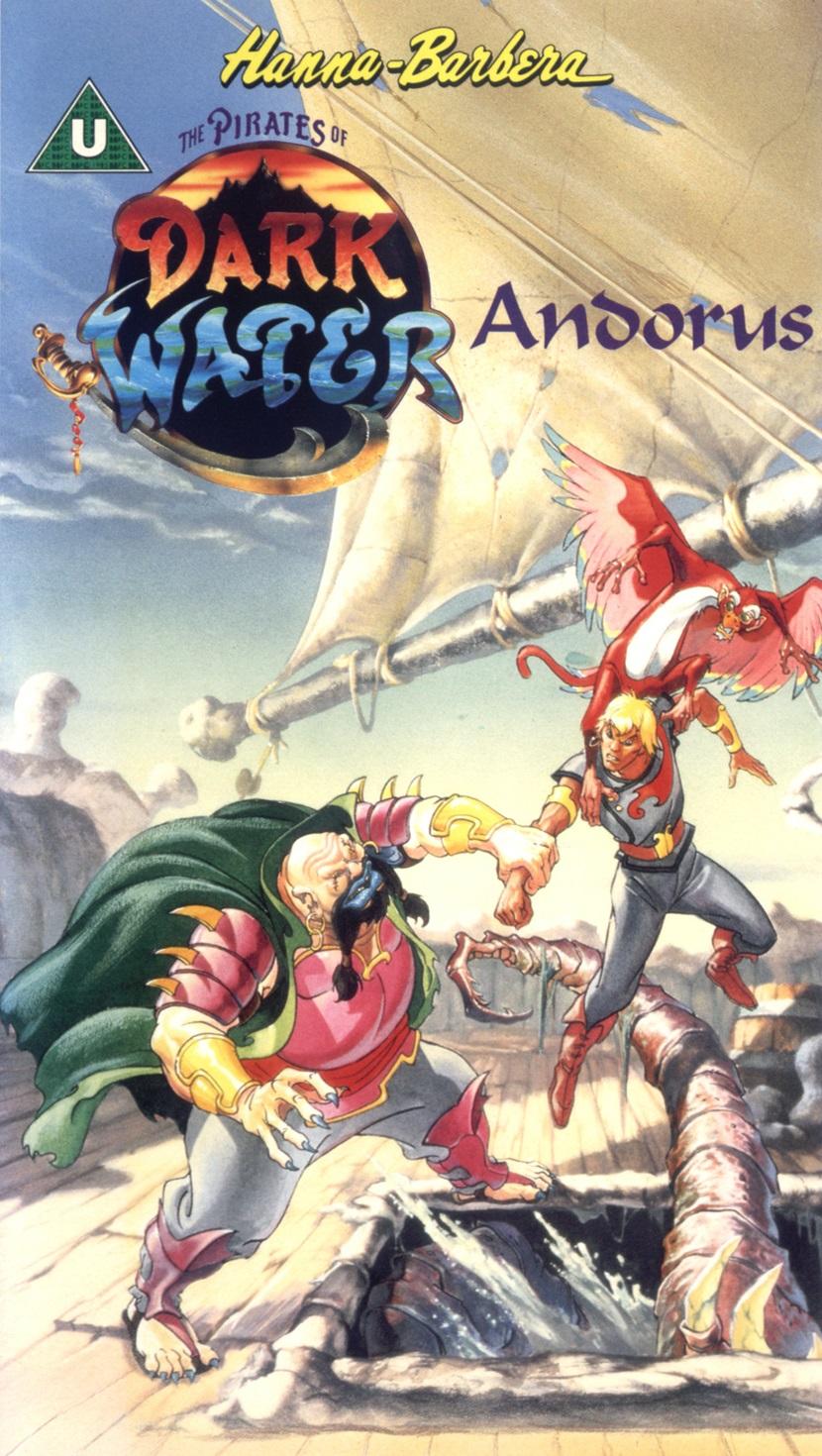 Пираты темной воды 2 сезон