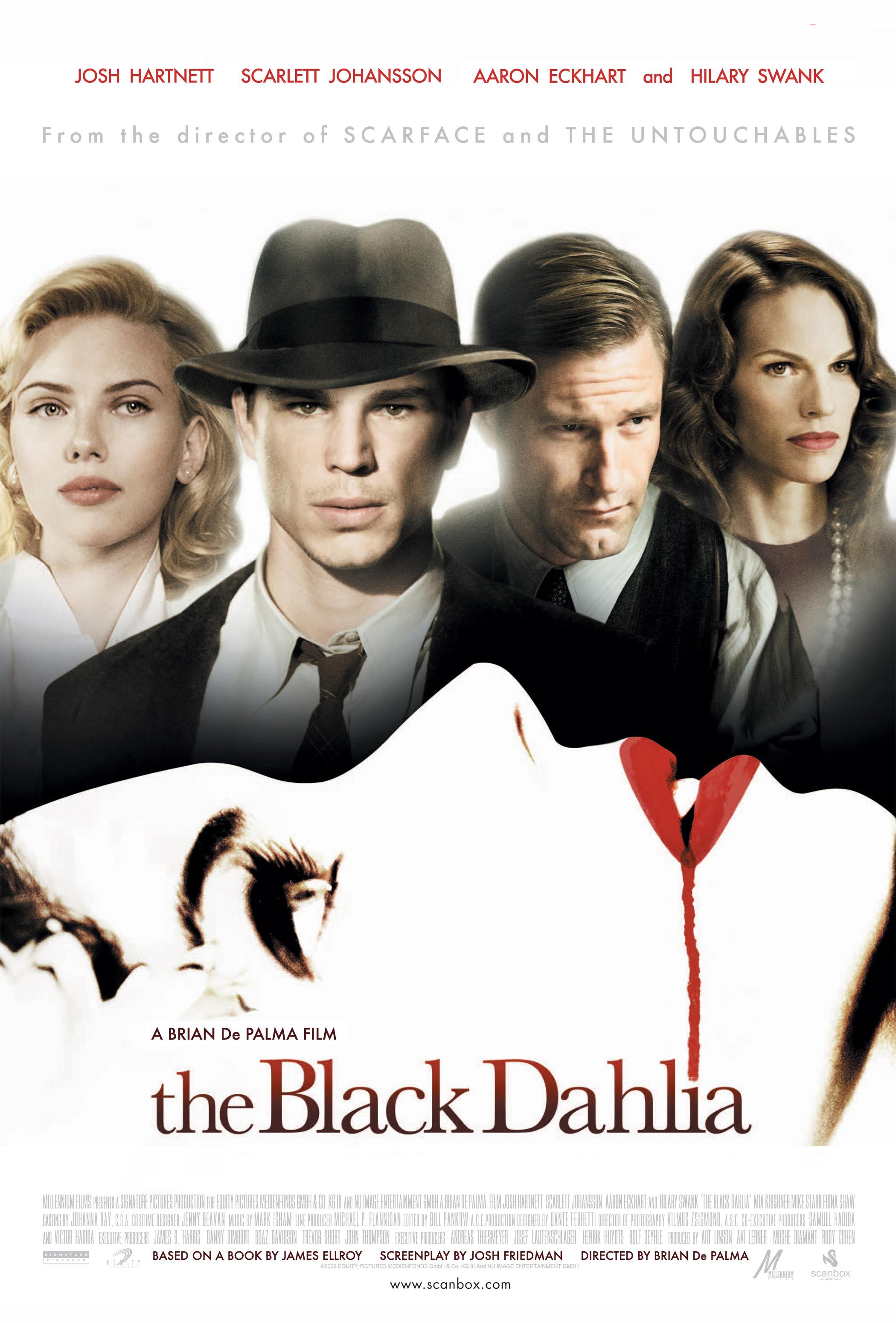 the black dahlia - 600×900