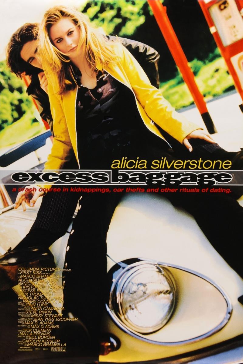 Лишний багаж / Excess Baggage (1997)