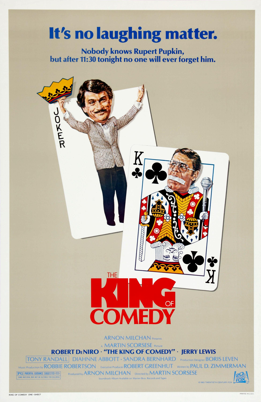 фотостудия, король комедии постер впечатляюще цветущие