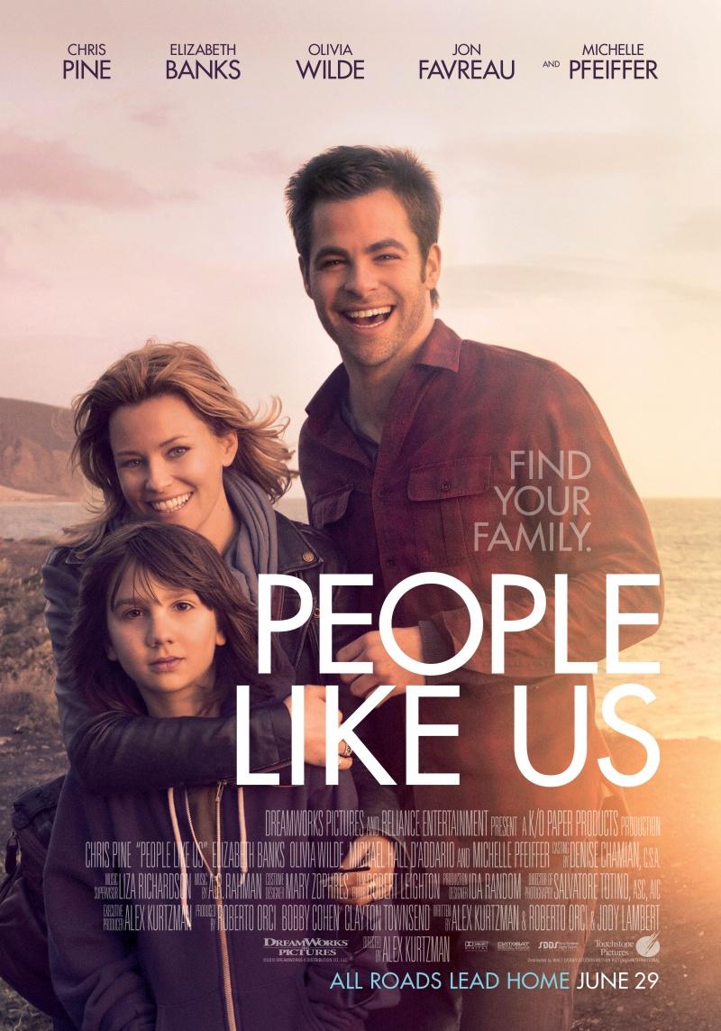 Люди как мы / People Like Us (2012)