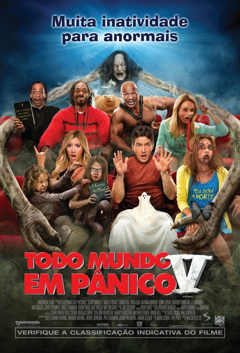 Очень страшное кино 5 (2013)