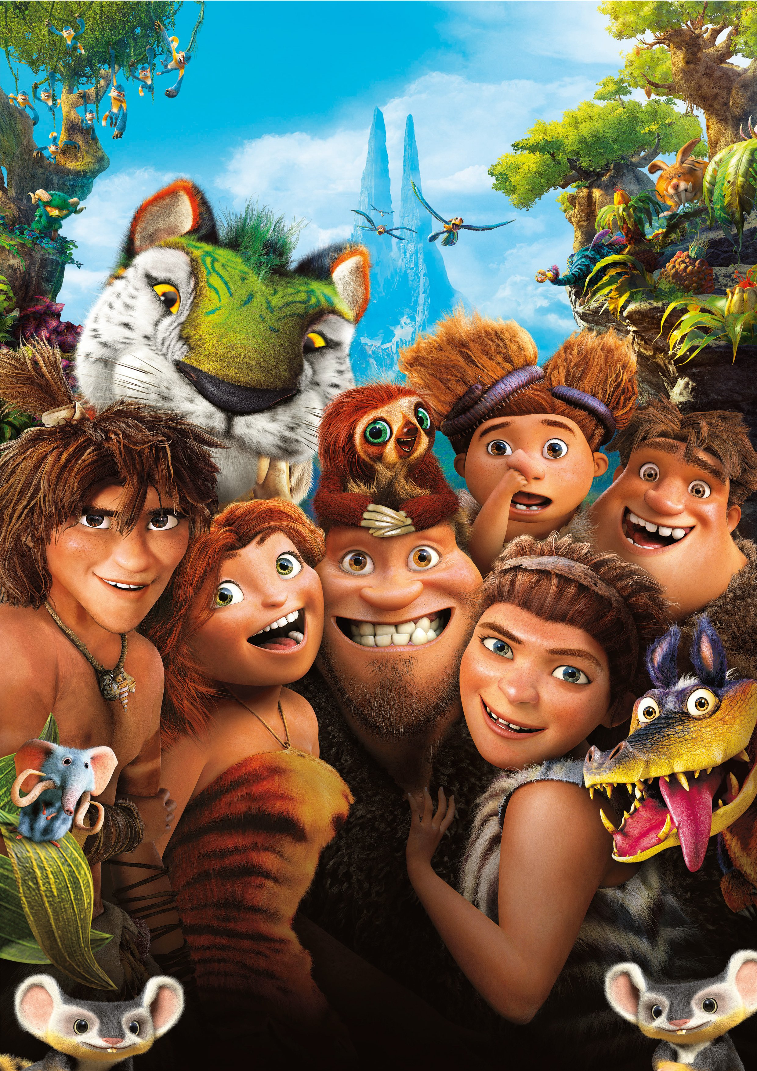 The Croods 2013 Free Movie Download HD