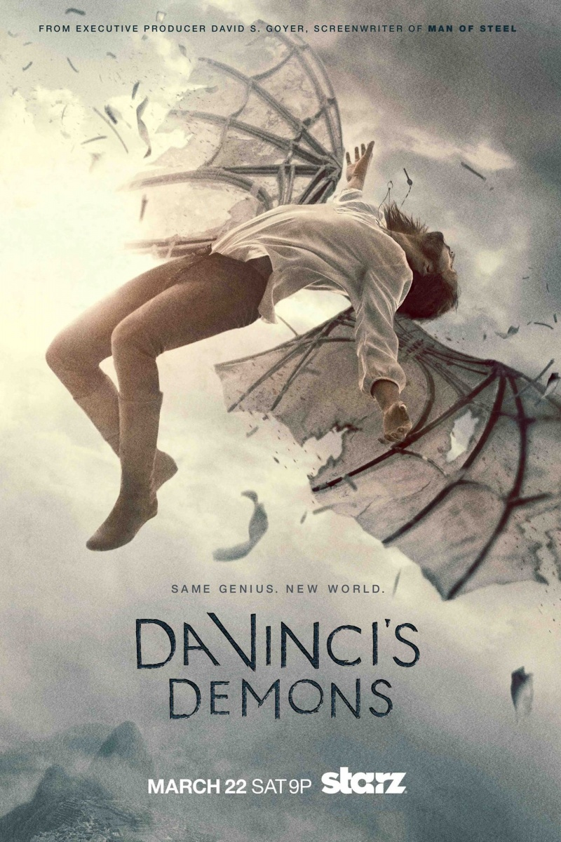 Демоны Да Винчи 1-3 сезон 1-10 серия FOX | Da Vinci's Demons
