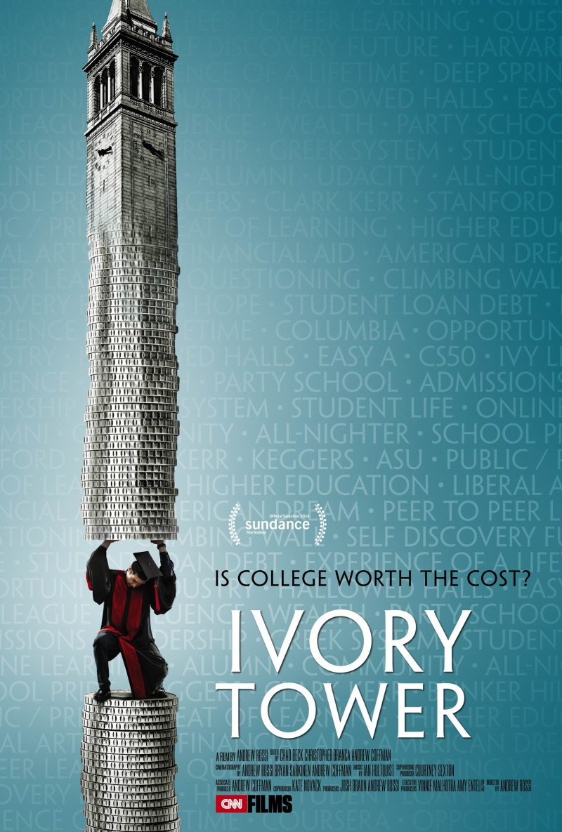 """the experience of college in ivory tower by andrew rossi Ivory tower, from director andrew rossi """"is college worth he joined the rs team in 2015 with experience in journalism following a stint out west with."""