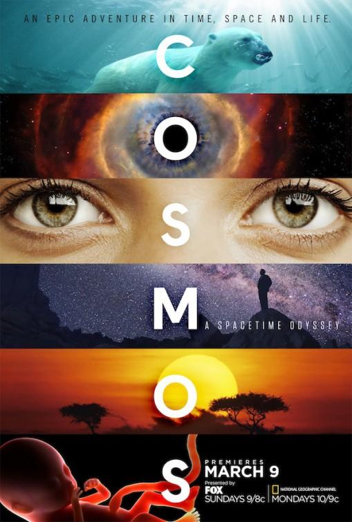 Космос: Пространство и время / Cosmos: A Space-Time Odyssey (Одноголосый закадровый)