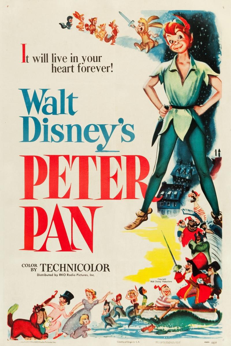 Питер Пэн (1952)