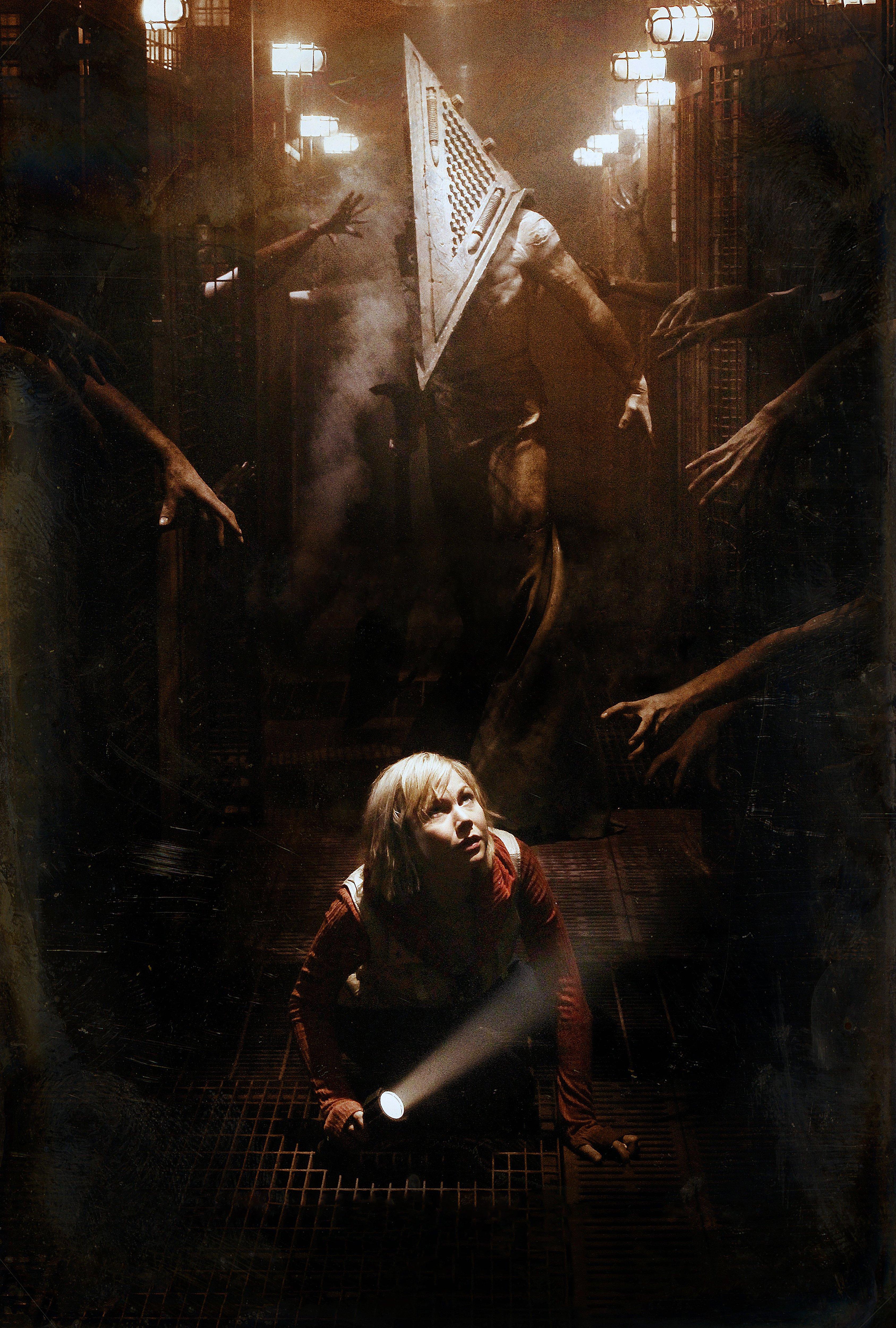 Постеры: Сайлент Хилл 2 / Постер фильма «Сайлент Хилл 2 ...