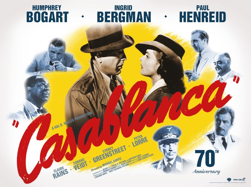 film essay casablanca The film is set in casablanca, morocco in the early days of the second world war morocco was a french colony up until 1956.