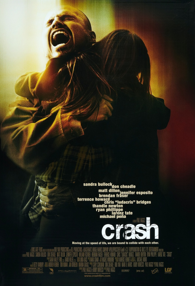 a review of paul haggiss movie crash