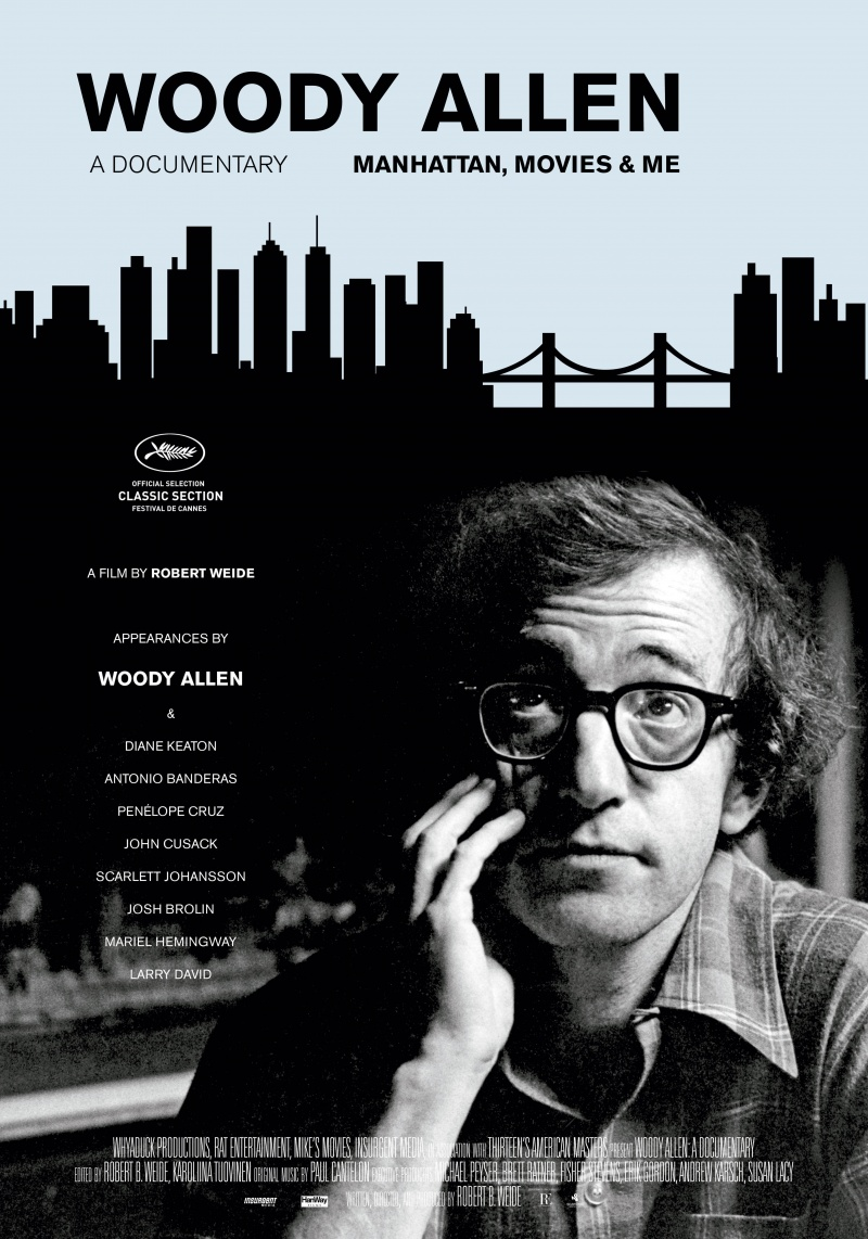 a study on woody allens works Like here in manhattan people think woody allens feels the way his character does the thing i like about woody allen is he just works.