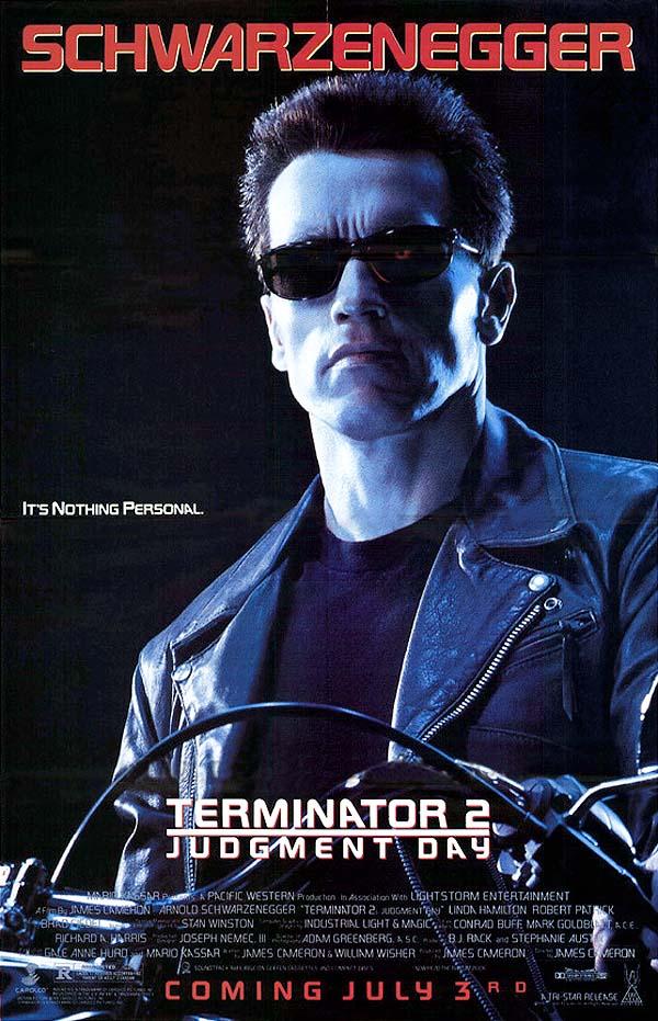 Терминатор 2: судный день фильм 1991 смотреть онлайн