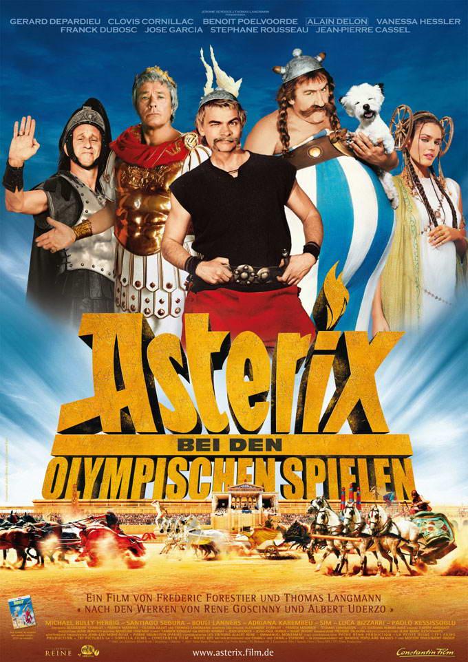 Астерикс на Олимпийских играх (2008) title=