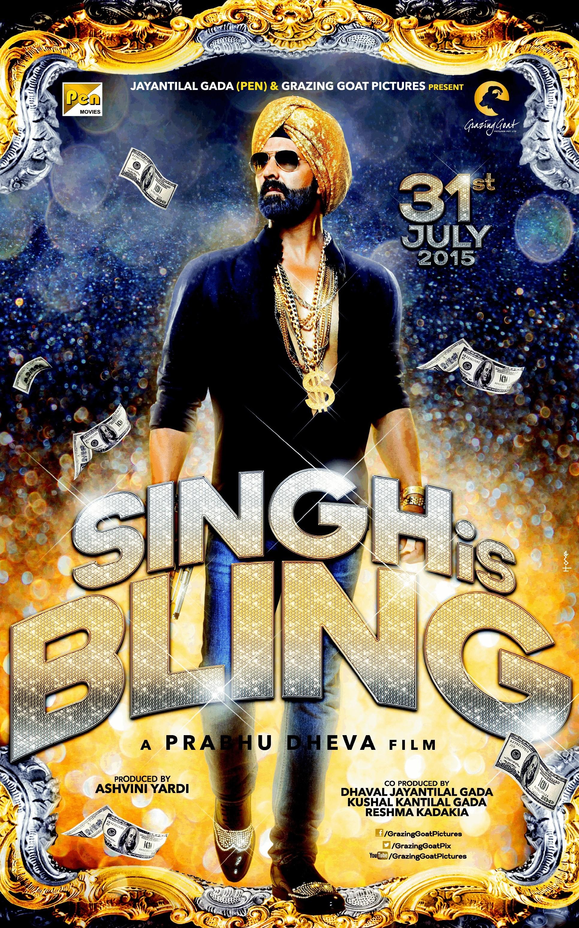 Блистательный Сингх 2015 Singh Is Bliing