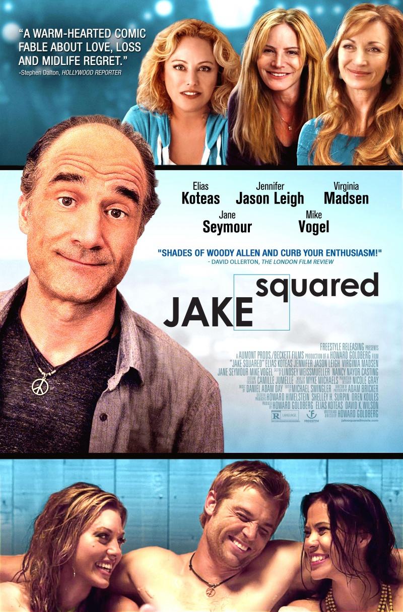 Постер к релизу Джейк в квадрате / Jake Squared [2013 / Драма, комедия / SATRip]