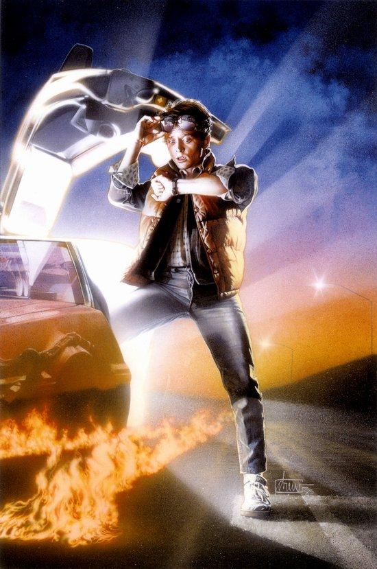 Ип МанНазад в будущее (1985)
