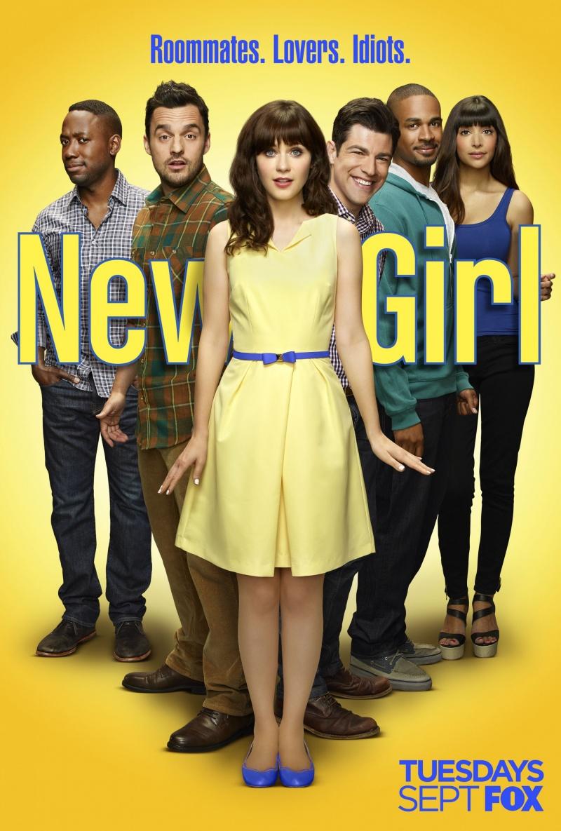 Новенькая 1-2 сезон 1-24 серия Дубляж Paramount Comedy | New Girl