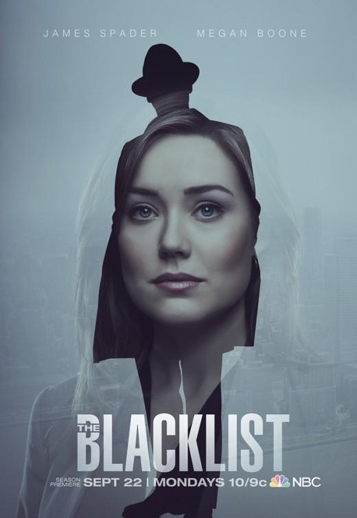 Постер к релизу  Чёрный список / The Blacklist  (Сезон 4 / Эпизоды  01-13 (из ??)) [2016 / Драма, криминал / Lostfilm / WEB-DLRip]