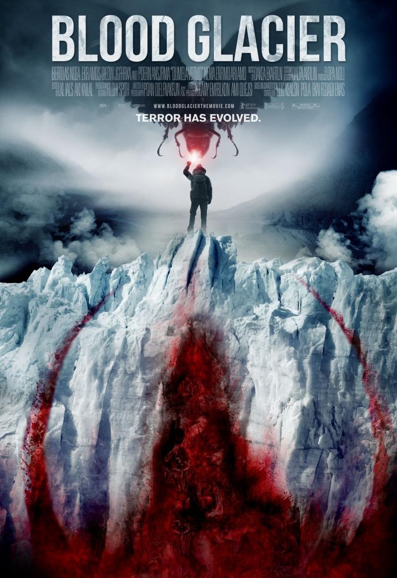 Кровавый ледник