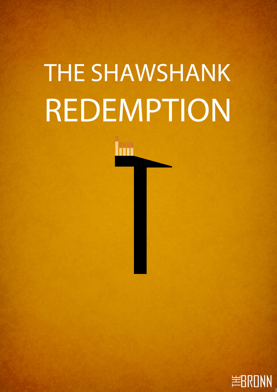 "shawshank redemption themes essays Another text that clearly states the personal experiences of the characters with the institution is the film ""shawshank redemption"" one of the major themes discussed in ""raw"" is protest this is represented through brett the main character, who gets set to the farm."