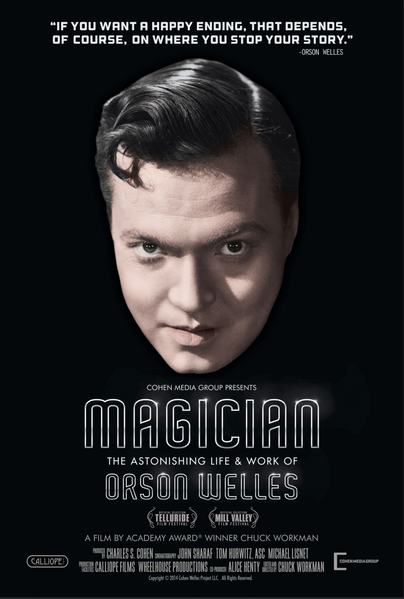 the life and achievements of orson welles a film maker Magician: the astonishing life and work of orson welles 2014 documentary / biography and a crucially important independent filmmaker orson welles's life.