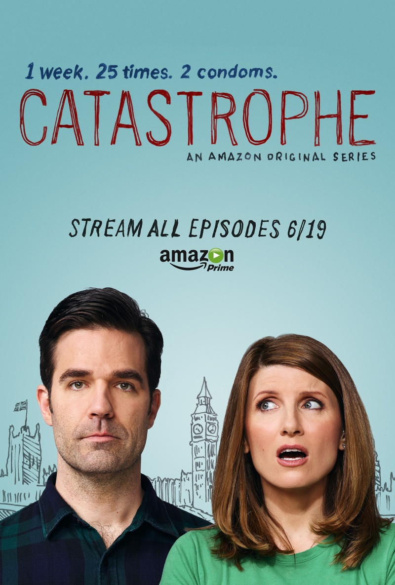 Катастрофа 1-3 сезон 1-5 серия Jimmy J. | Catastrophe