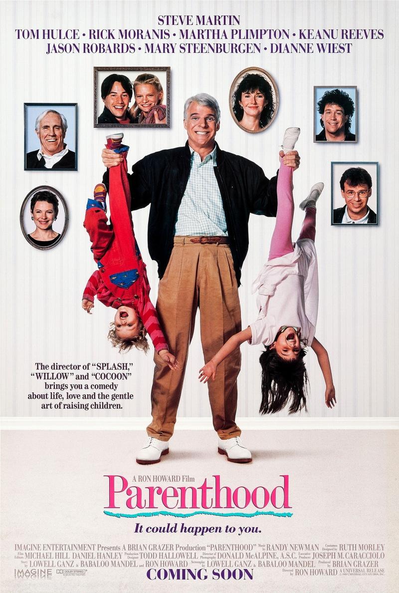 Родители / Parenthood (1989)