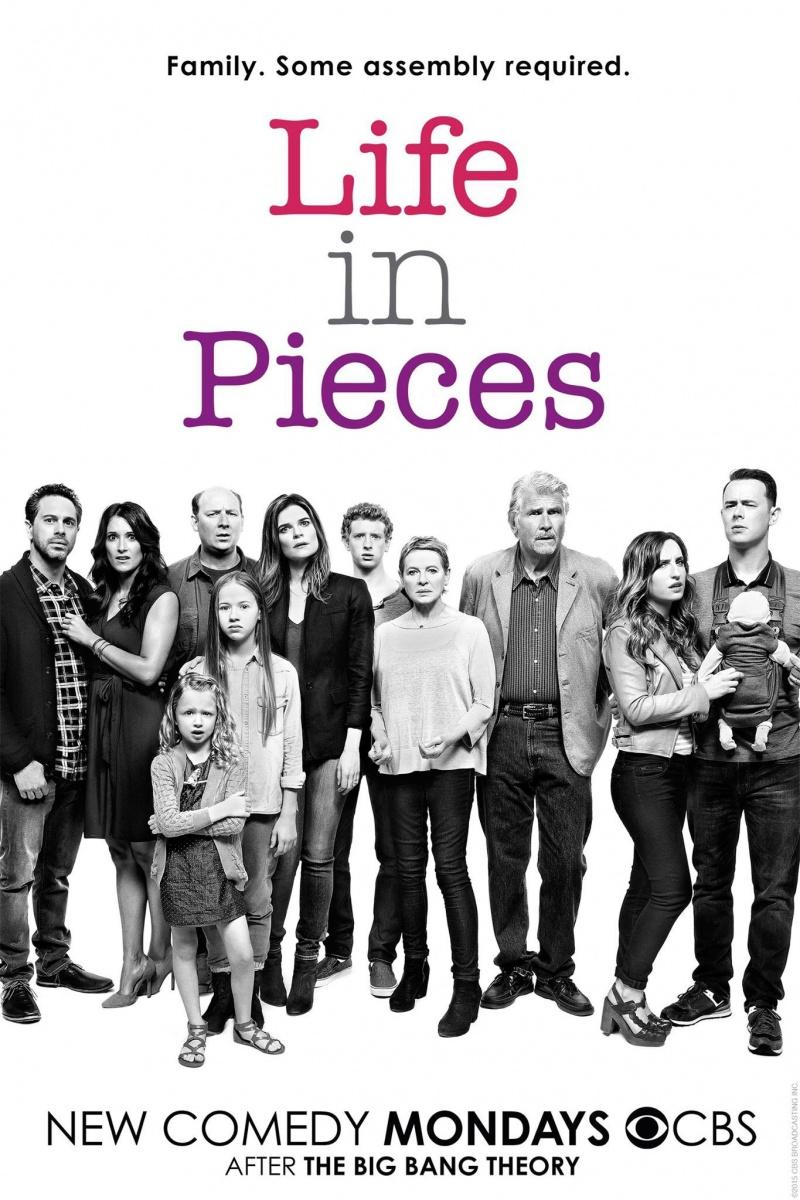 Жизнь в деталях 1-2 сезон 1-22 серия FOX | Life in Pieces