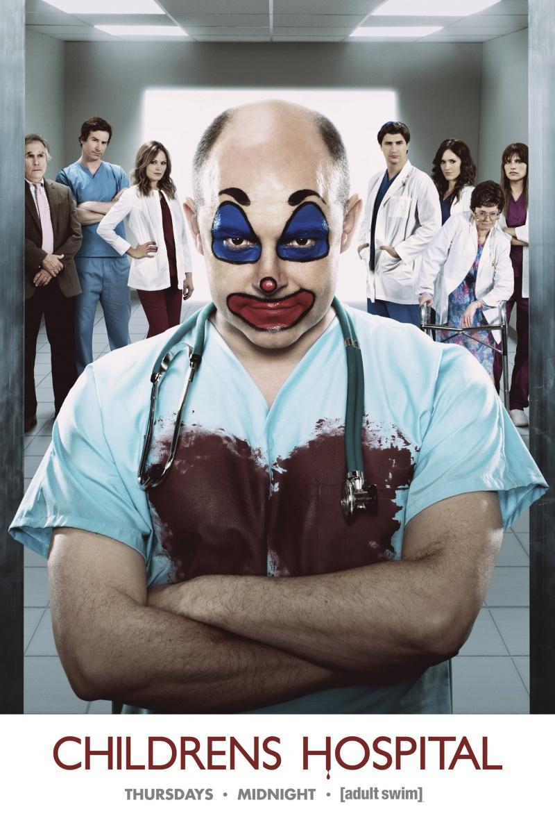 Дэцкая больница 1-5 сезон 1-13 серия Кубик в Кубе | Childrens Hospital