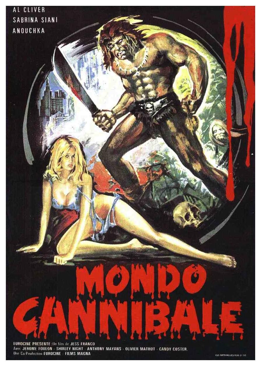 Фильм сексуальний канибал