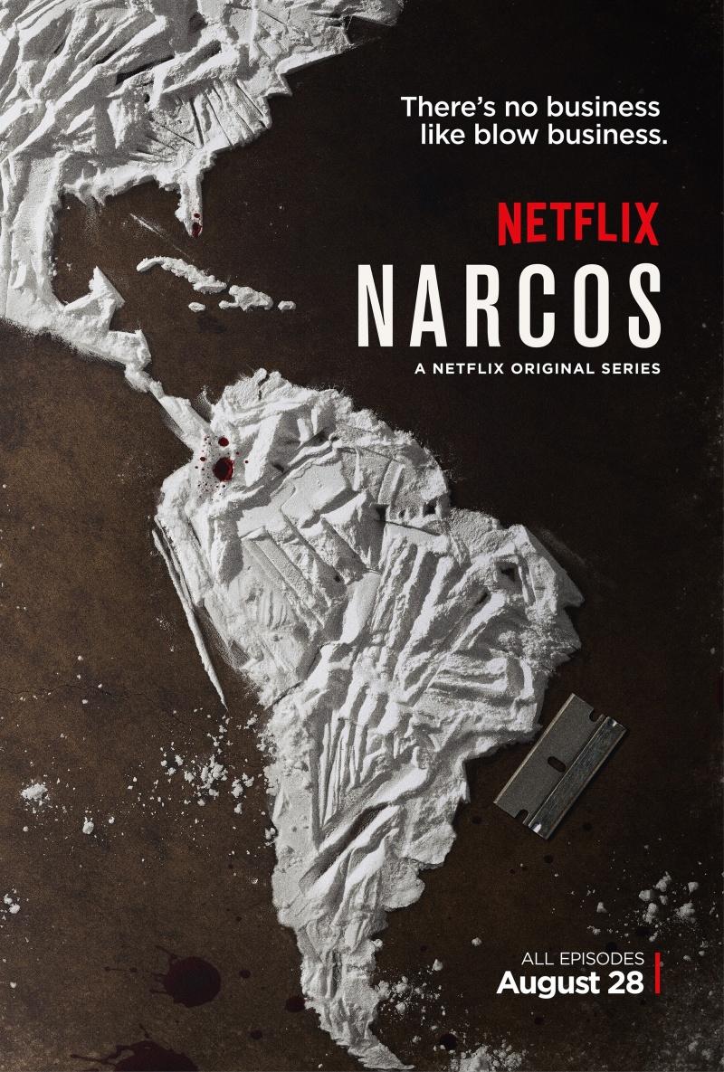 Нарко 1 сезон 1-10 серия СУБТИТРЫ | Narcos