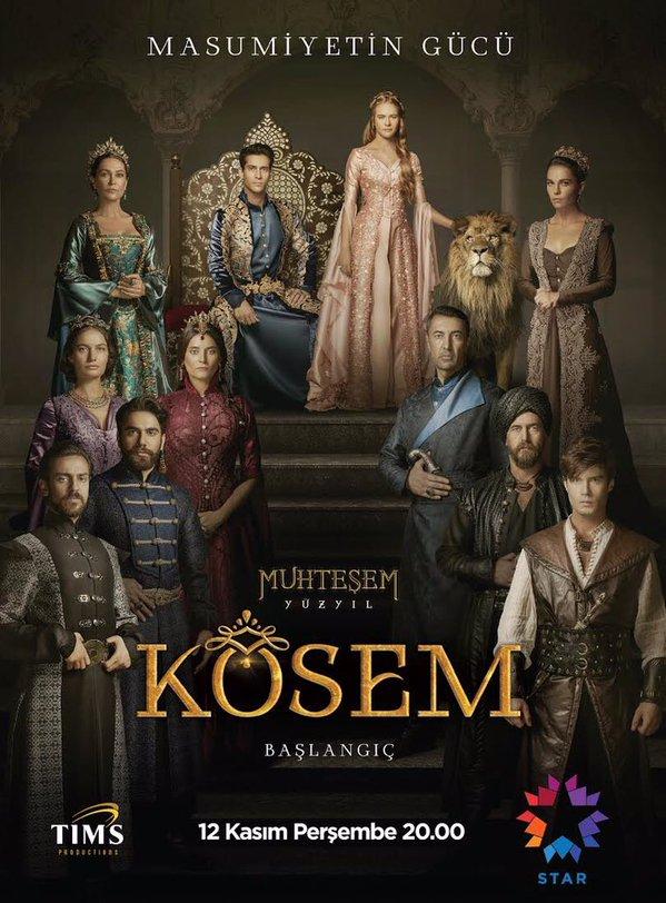 Сериал Кёсем Султан (2015) смотреть онлайн