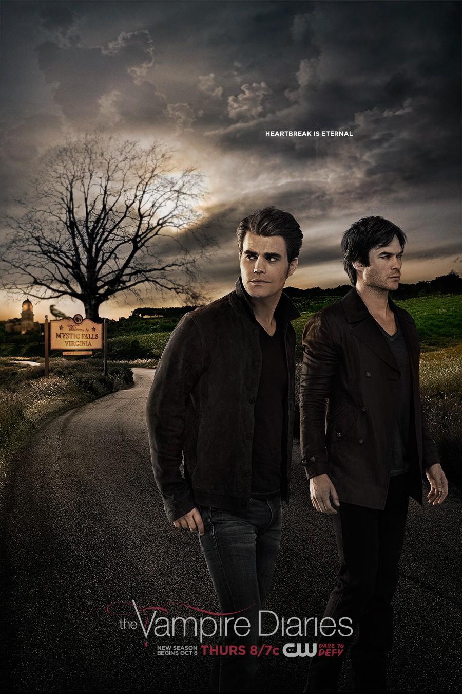 Дневники вампира 7-8 сезон 1-6 серия СУБТИТРЫ | The Vampire Diaries
