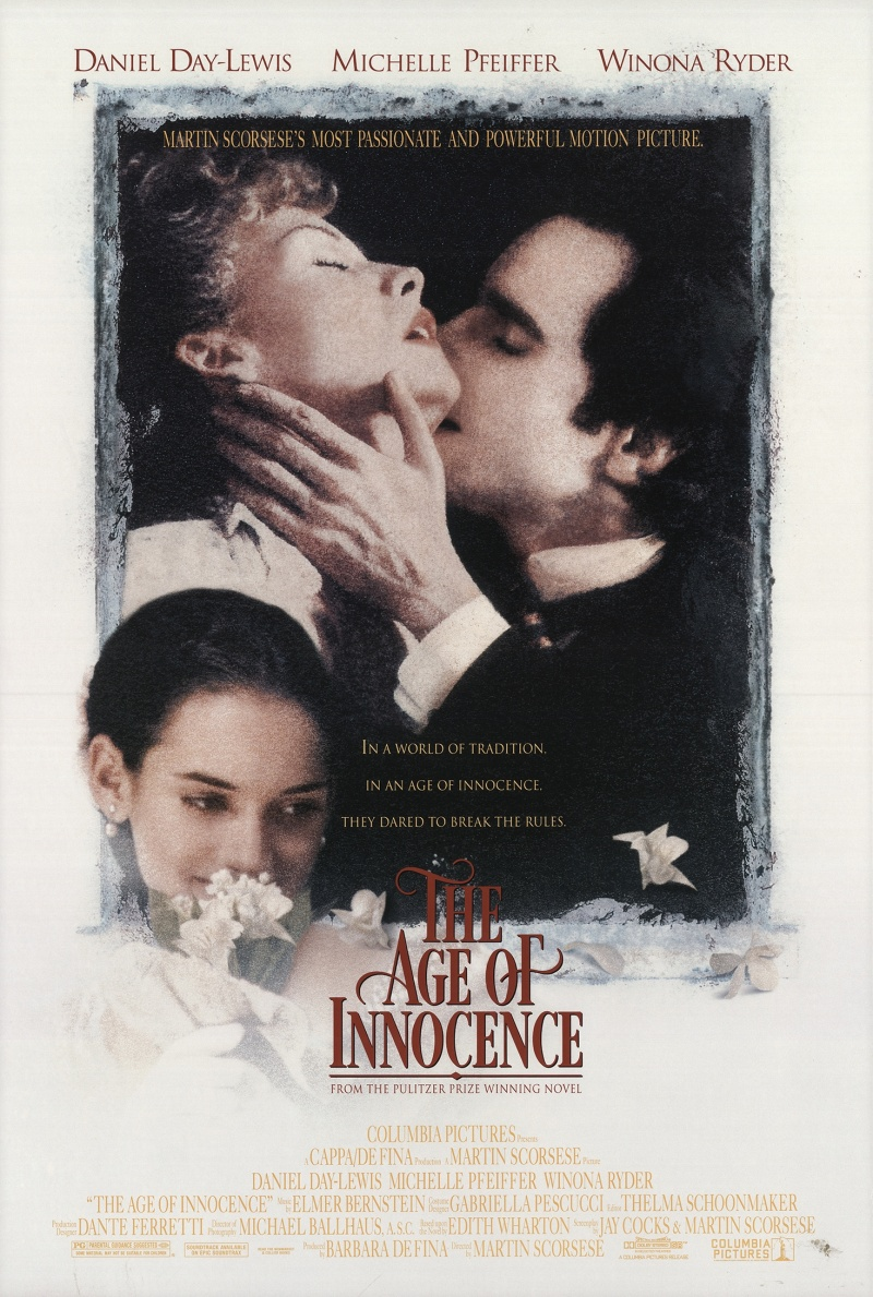 Эпоха невинности / The Age of Innocence (1993)